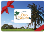 Oso Beach $25 Gift Card